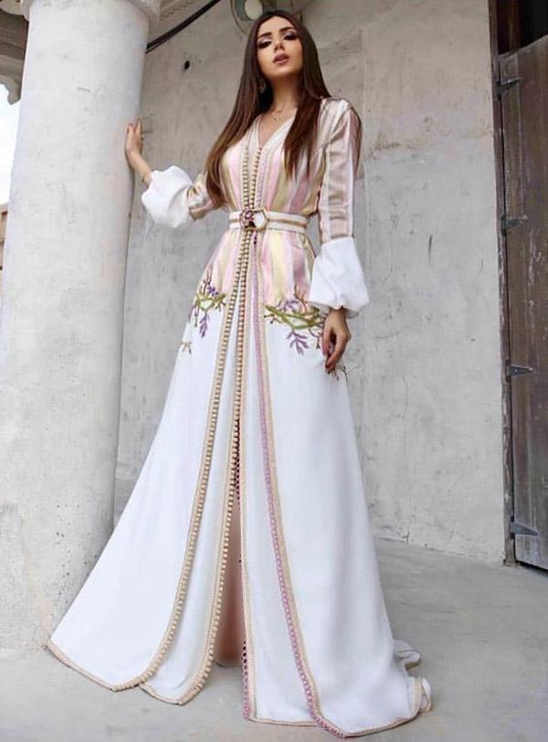 مانتو مجلسی دخترانه برای عروسی