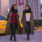 مدل مانتو دانشجویی بلند جدید و شیک
