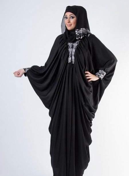 مانتو عربی مدل پانچ