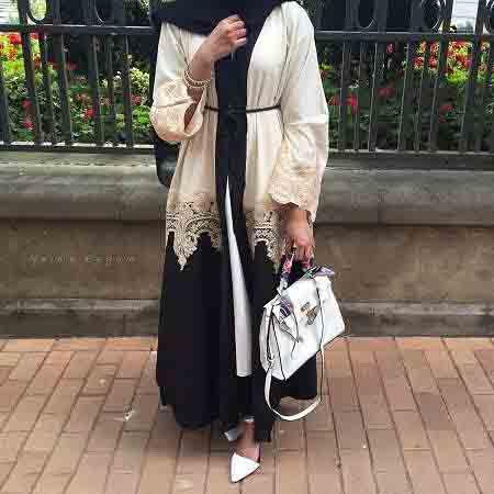 مدل مانتو عربی جدید