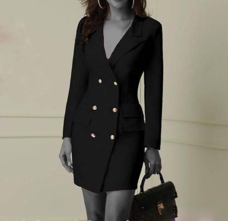 مدل مانتو مشکی اندامی دخترانه